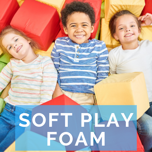 Soft Play Foam Mats Pads Rollers Whatever