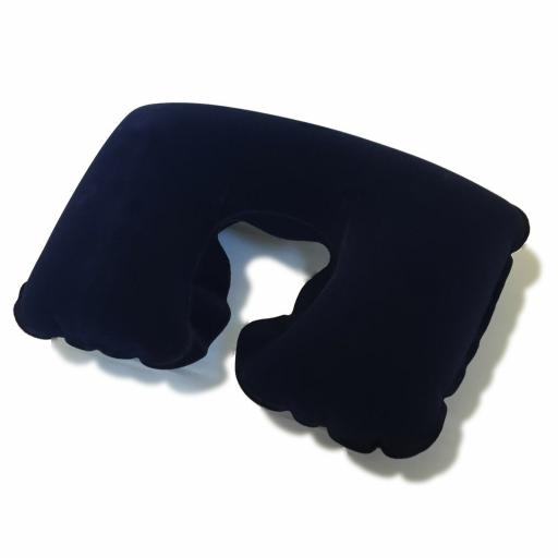 Inflatable Travel Neck Support Pillow