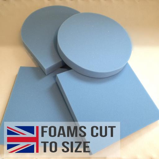 Replacement seat / seating / cushions / pads / dining chair foam