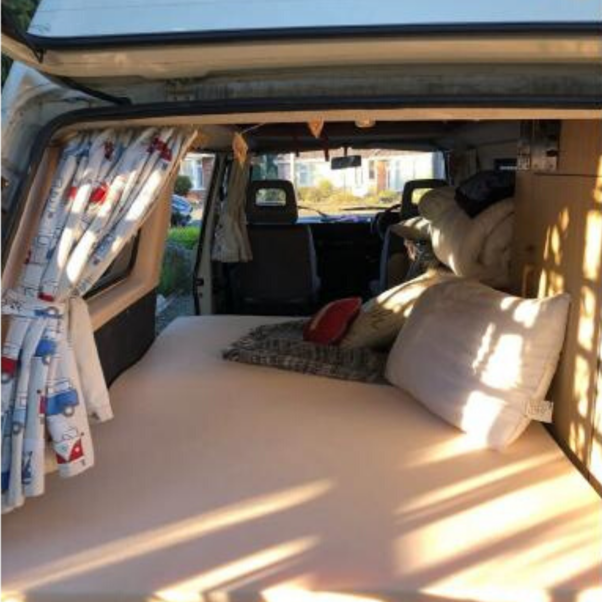 Foam for Camper Vans and Motorhomes